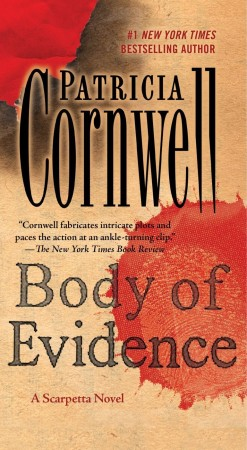 Patricia Cornwell Body Of Evidence