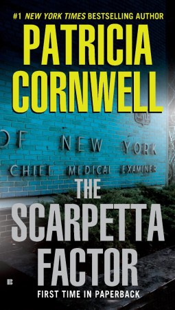 Patricia Cornwell The Scarpetta Factor